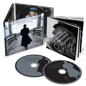 Leonard Cohen Songs From the Road CD and DVD.