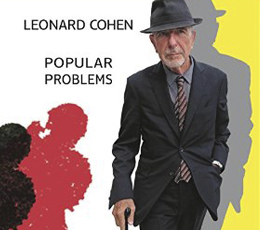 leonard cohen popular problems new album